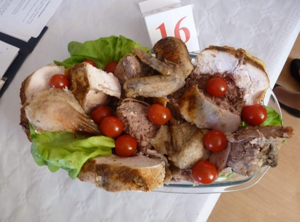 """""""Kurczak faszerowany"""""""